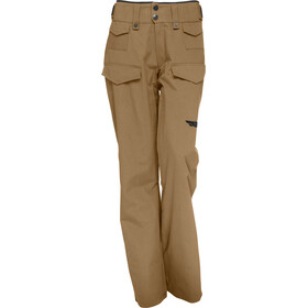 Norrøna W's Tamok Gore-Tex Pants Brown Sugar